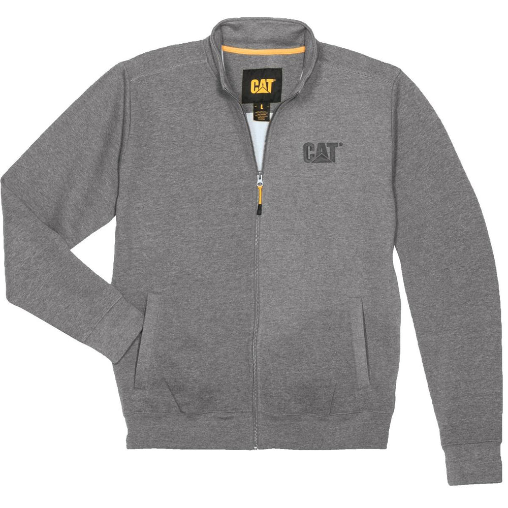 CAT Ravine Full-Zip Hoodless Sweatshirt