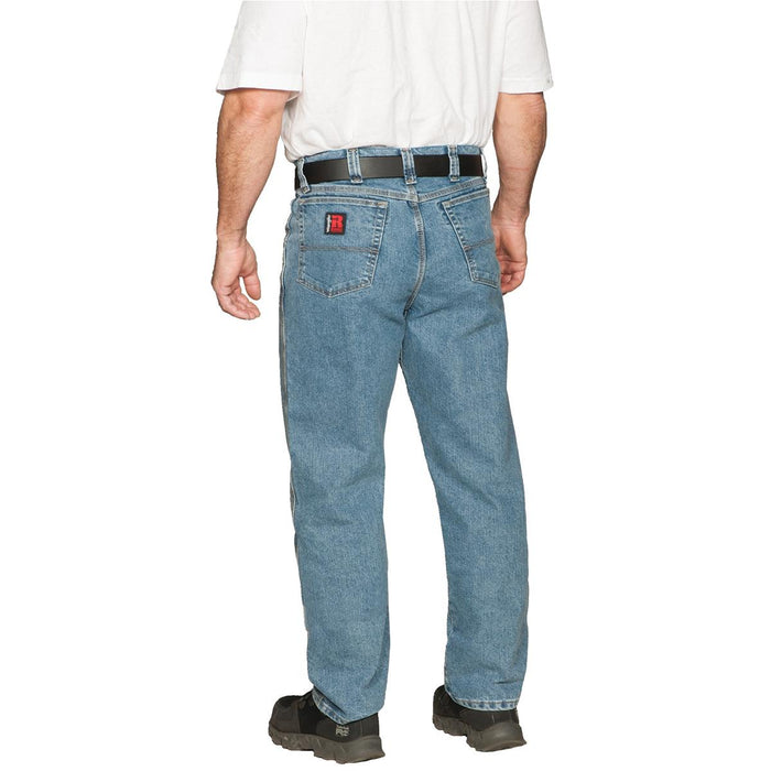 Riggs Workwear by Wrangler Cool Vantage™ Five-Pocket Jeans