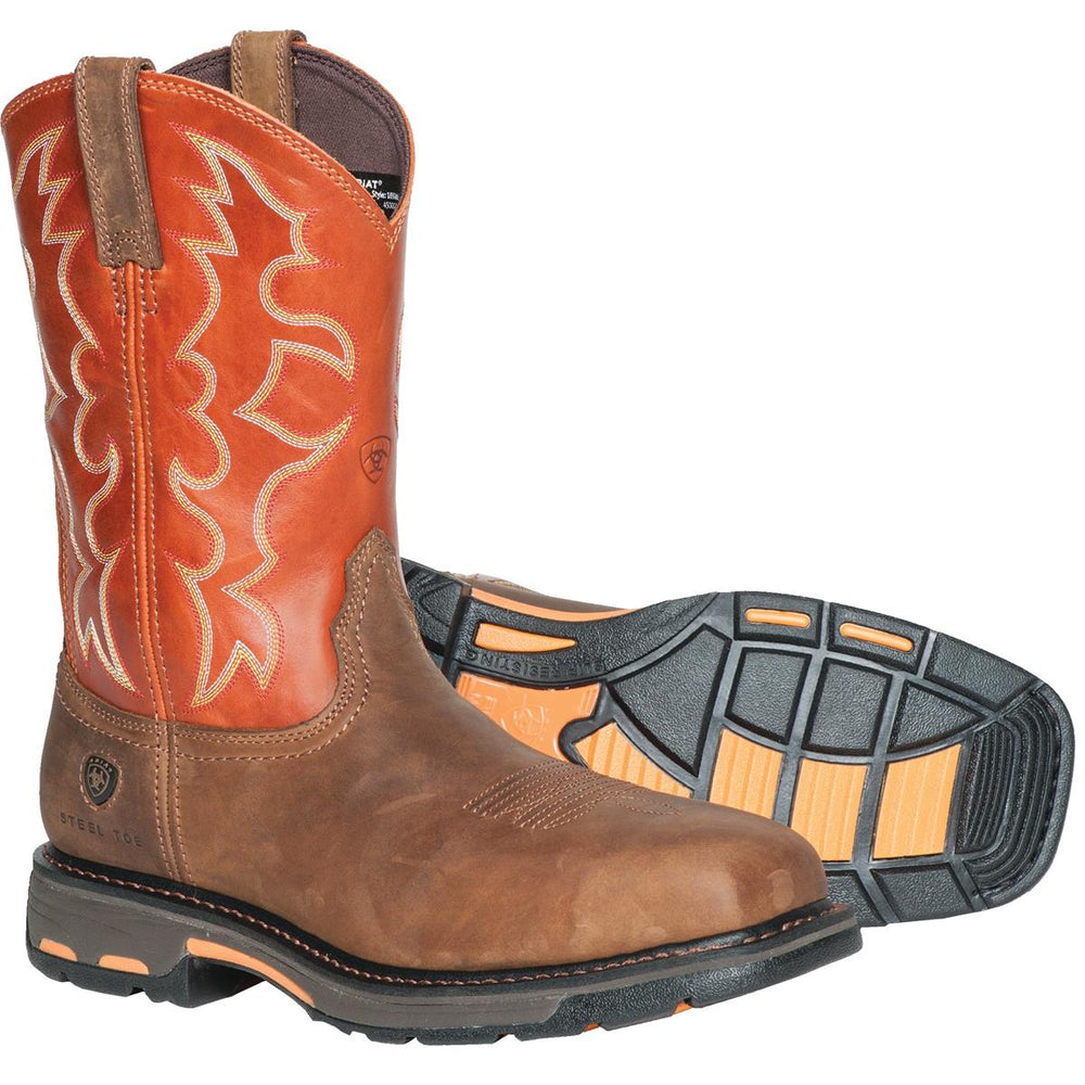 Ariat Workhog® Square Toe Work Boots