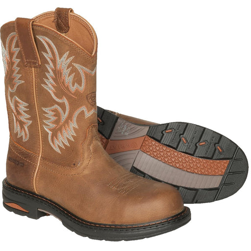 Ariat Women's Tracey Pull-On Work Boots