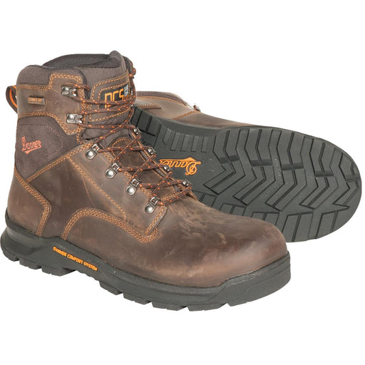 "Danner 6""H Crafter Leather Boots"