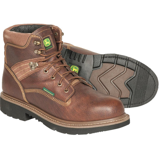 "John Deere All-Around Series 6""H Waterproof Work Boots"
