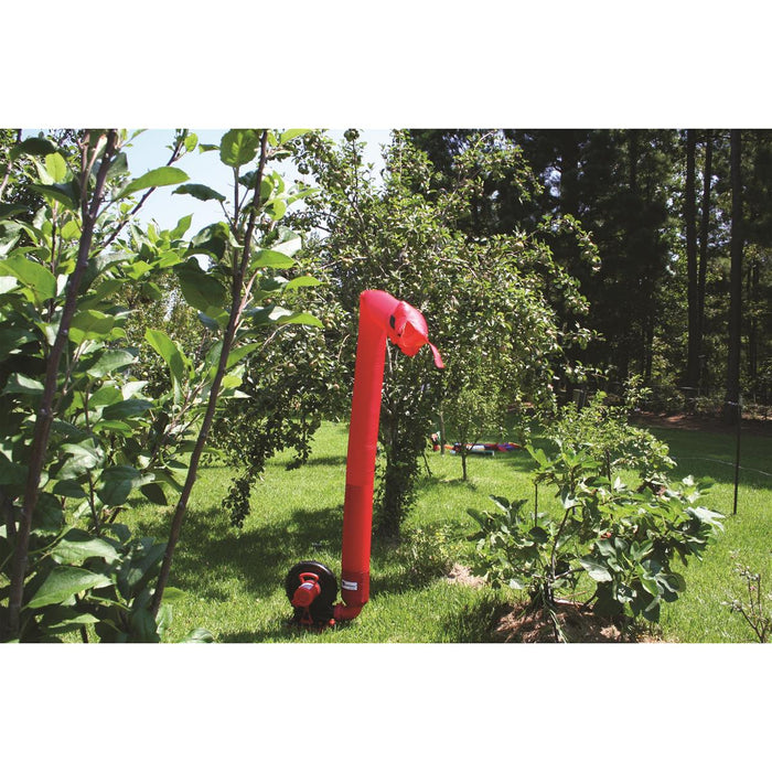 AirCrow® 6'L Little Crow Inflatable Scarecrow