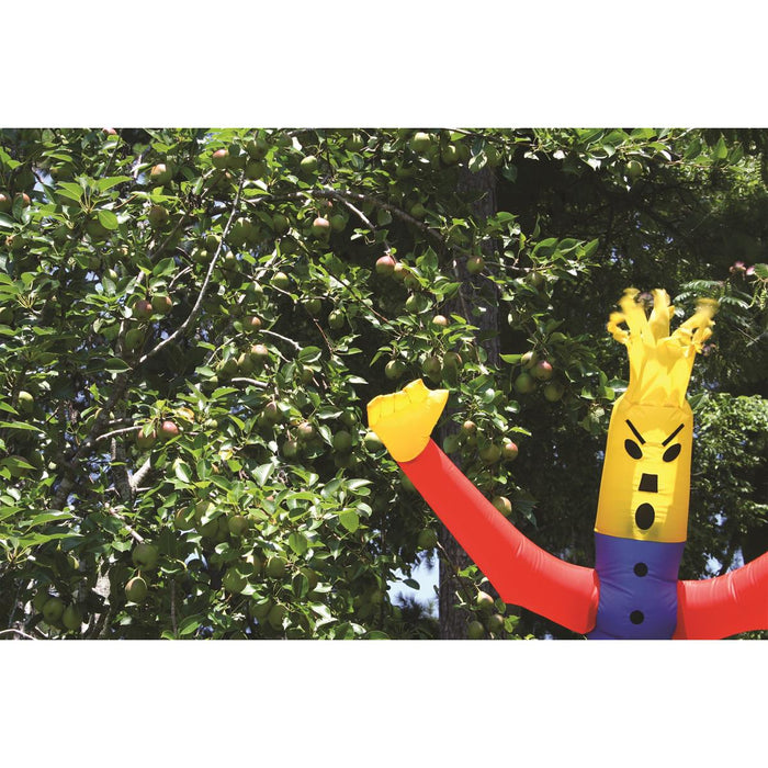 AirCrow 8'L Inflatable Scarecrow