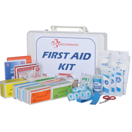 ANSI-Compliant 36-Unit Class-B First Aid Kit