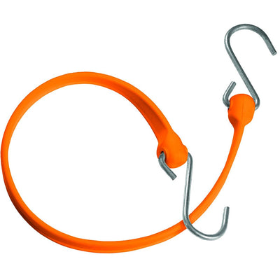 The Better Bungee™ Poly Strap with Galvanized Triangle Hooks