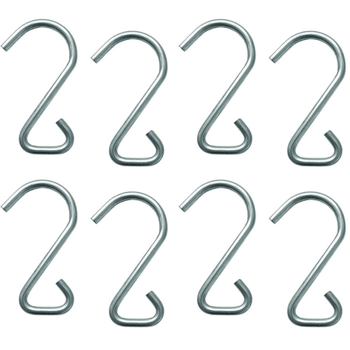 The Better Bungee™ Replacement Galvanized Triangle Hooks, Pkg. of 8
