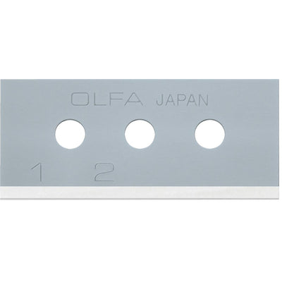 Olfa Replacement Blades for Concealed-Blade Safety Knife (Pkg. of 10)