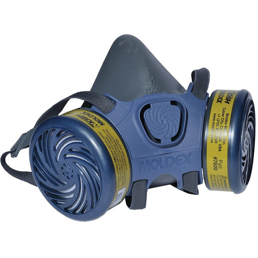 Moldex 7000 Smart® Multi-Gas/Vapor Assembled Half-Mask Respirator