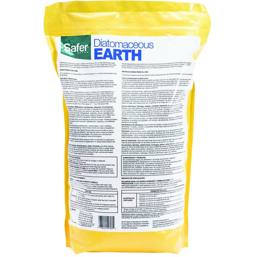 Safer Diatomaceous Earth Insecticide