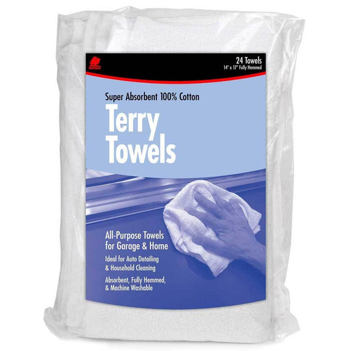 Buffalo Terry Towels