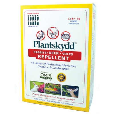 Plantskydd Soluble Powder Animal Repellent, 2.2 lb.