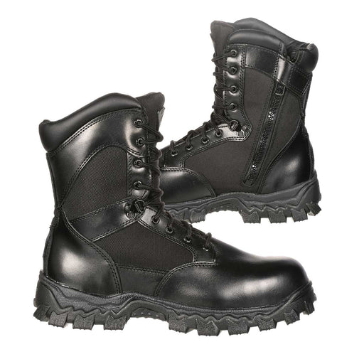 Rocky Alpha Force Zip Waterproof Duty Boot