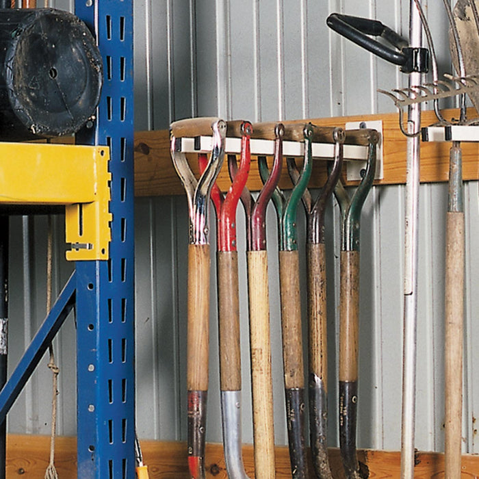 Gempler's Extra-Long, Long-Handled Tool Rack