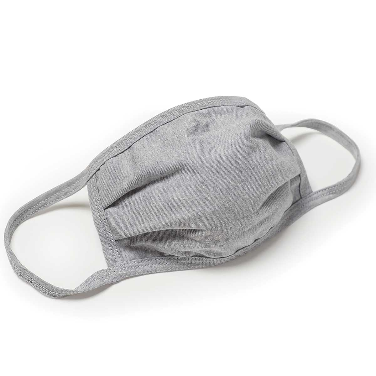 Hanes Frontline Masks, Gray Pk. of 5