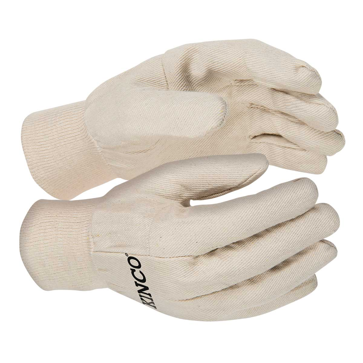 Kinco Lightweight Cotton Chore Gloves, Dozen Pair