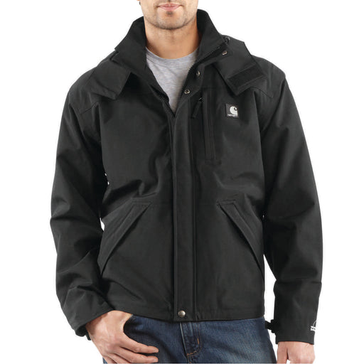Shoreline Waterproof Breathable Rain Jacket