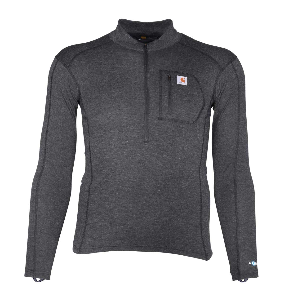 Carhartt Base Force Heavyweight Poly-Wool Quarter-Zip