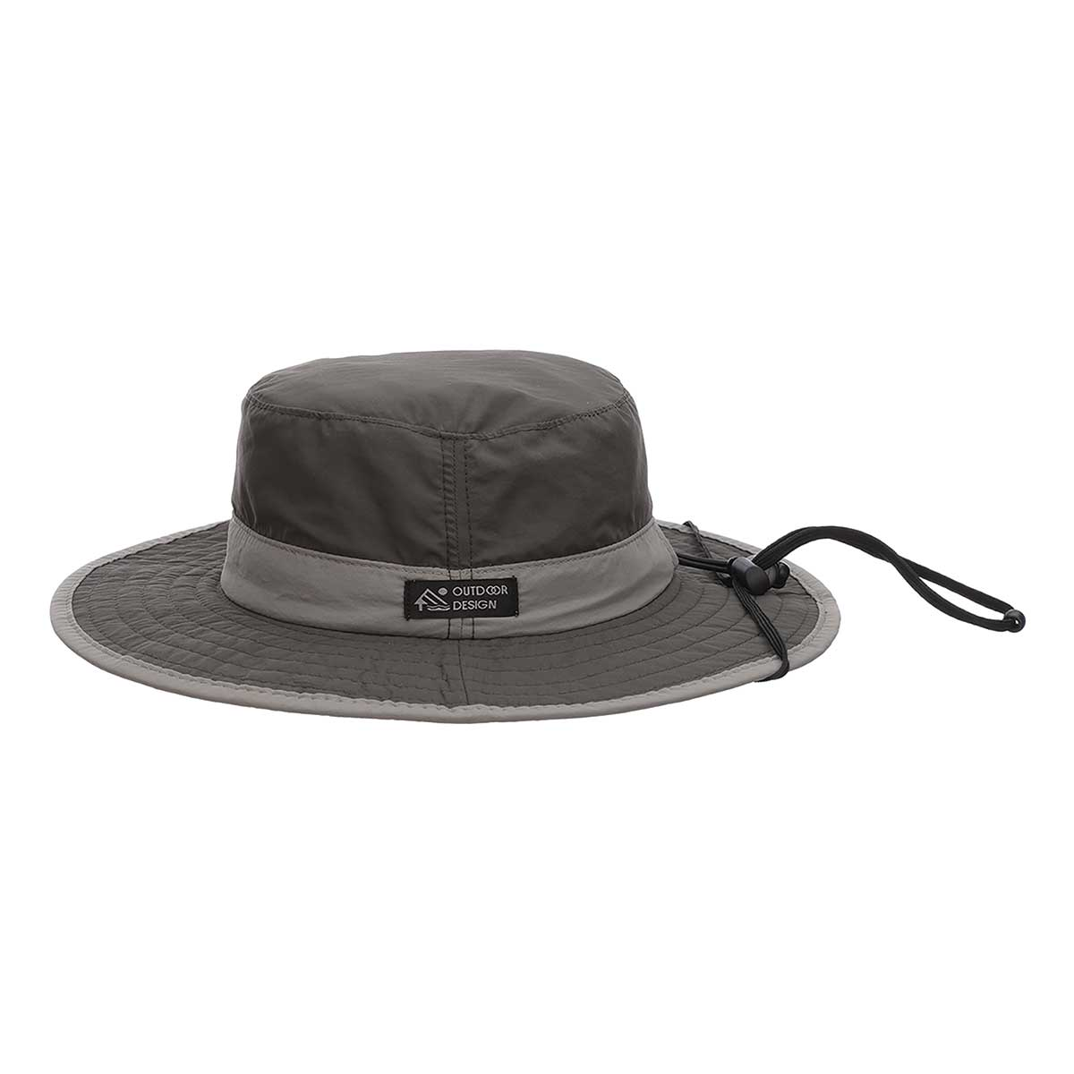 "Supplex® Nylon Boonie Hat with 3 1/4"" Brim"