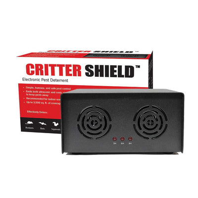 Critter Shield Electronic Pest Deterrent