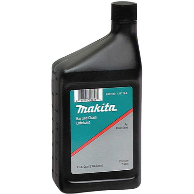 Makita 181119-A Bar and Chain Oil, 1 Quart