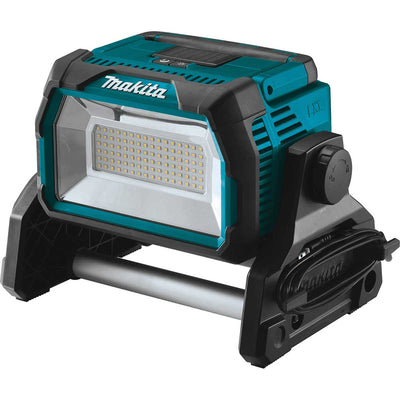 Makita DML809 18V X2 LXT® Lithium-Ion Cordless/Corded Work Light, Light Only