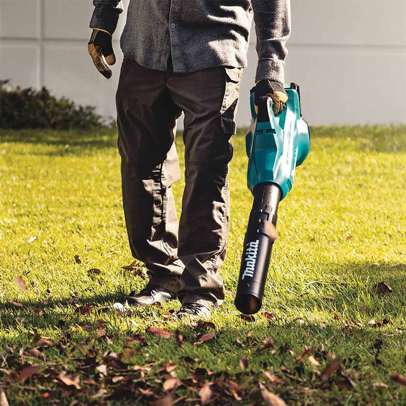 Makita XBU02PT1 18V X2 (36V) LXT® Lithium-Ion Brushless Cordless Blower Kit with 4 Ba tteries (5.0Ah)