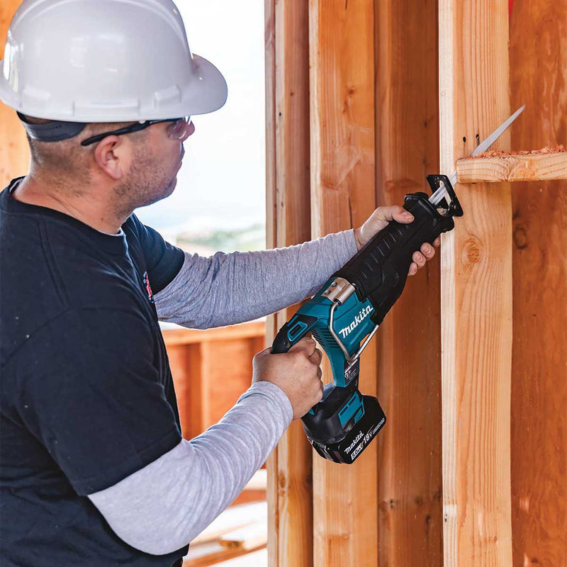 Makita 18V LXT® Lithium-Ion Brushless Cordless Recipro Saw Kit (5.0Ah)