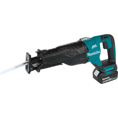 Makita XRJ05T 18V LXT® Lithium-Ion Brushless Cordless Recipro Saw Kit (5.0Ah)