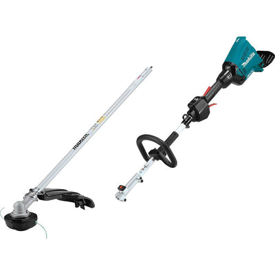 Makita XUX01M5PT 18V X2 (36V) LXT® Li-Ion Couple Shaft Power Head Kit with String Trimmer Attachment (5.0Ah)