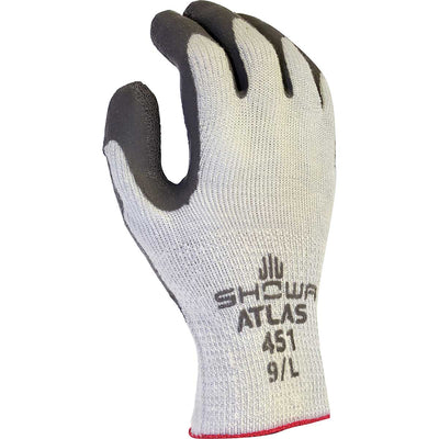Showa 451 Latex-Coated Thermal Fit Gloves