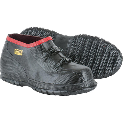 "Ranger 5""H, Two-Buckle Rubber Overboots"