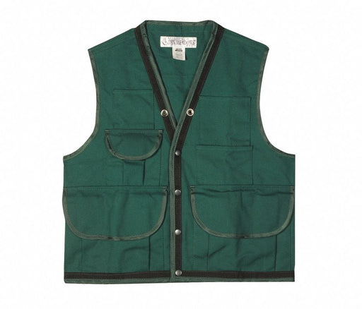 Field Vest with 10 Pockets, XL