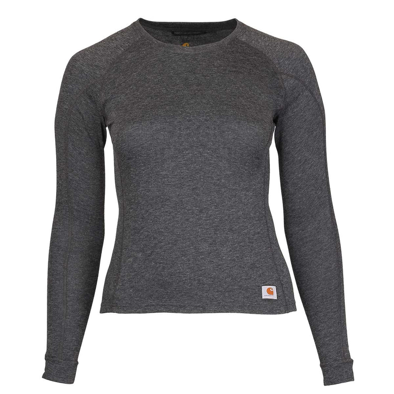 Carhartt Base Force Women's Midweight Poly-Wool Crew