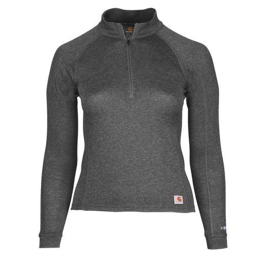 Carhartt Base Force Women's Heavyweight Poly-Wool Quarter-Zip