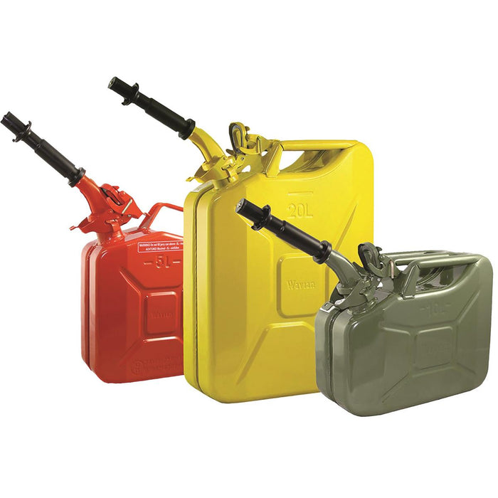 WAVIAN Wavian Military-Spec Jerry Can