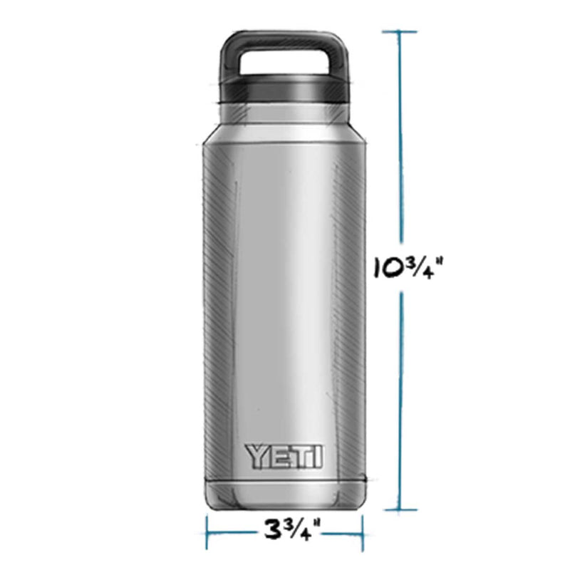 YETI Rambler 36 oz  Bottle with Chug Cap