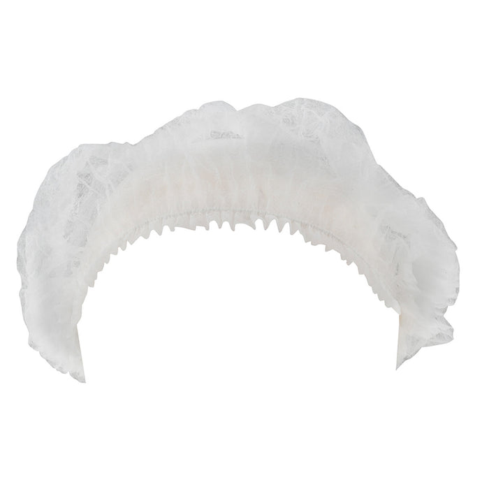 "Bouffant Caps - 24"" Head Circumference, Pkg. of 100"