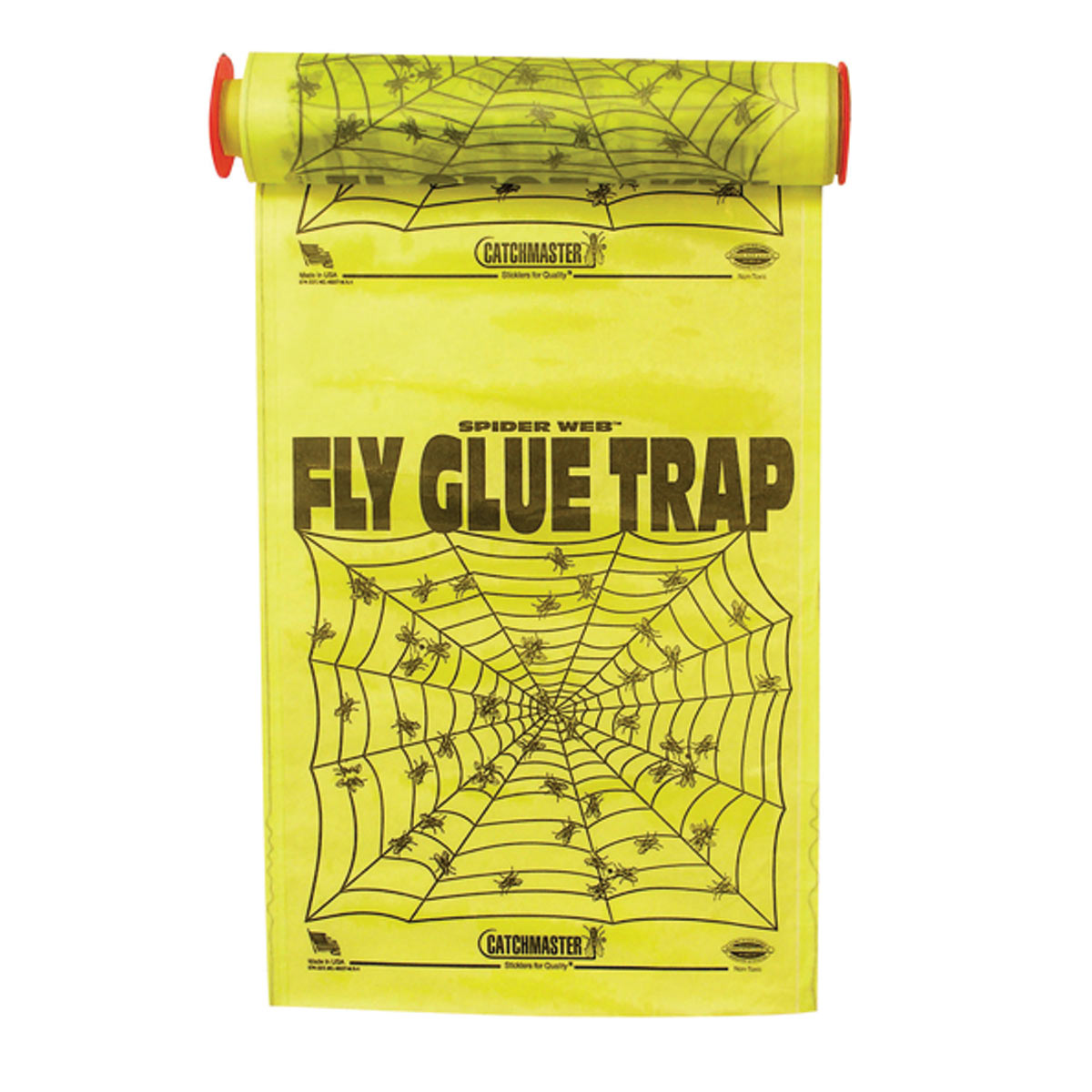 CATCHMASTER 24'L Double-Sided Fly Sticky Trap