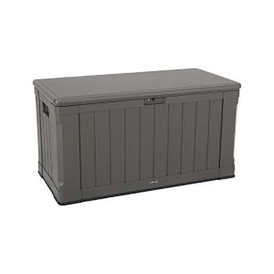 Lifetime Outdoor Storage Deck Box 116 Gallon