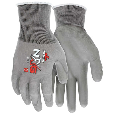 MCR Safety Polyurethane-Coated Nylon Gloves