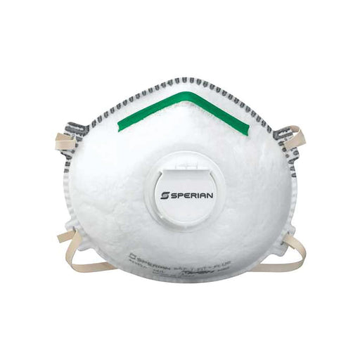 Honeywell Saf-T-Fit Plus N95 Respirator With Boomerang Nose Seal And Valve Respirators, Medium