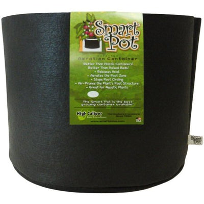 Smart Pot 10 gal. Pepper & Veg Black Grower