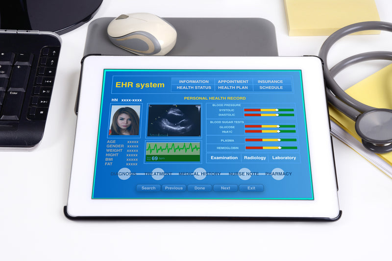 EHR: One Step Forward, Two Steps Back?