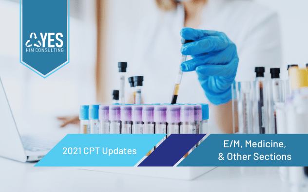 2021 CPT E/M Updates, Medicine, & Other Sections | Ceus Included