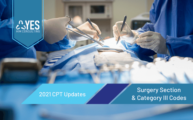 2021 CPT Surgery & Category III Updates | Ceus Included