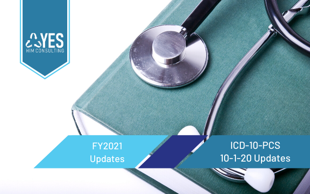2021 ICD 10 PCS Updates FY 2021 | Ceus Included