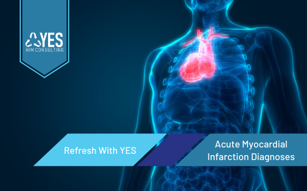 Acute Myocardial Infarction Diagnoses Coding Webinar | Ceus Included