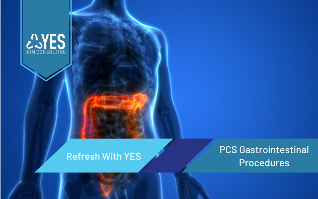 PCS Gastrointestinal GI Procedures | Ceus Included