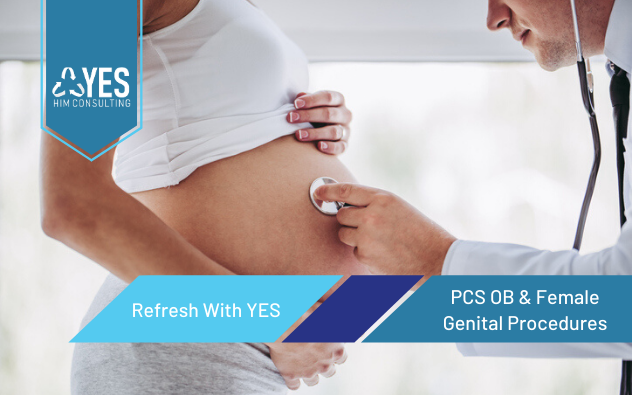 PCS OB & Female Genital Procedures | Ceus Included